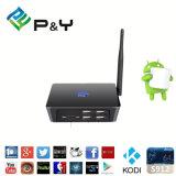 P&Y Octa Core Android 6.0 Kodi Smart TV Box