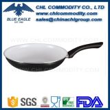 8 Inch Daily Cooking Aluminium Frying Pan with Ceramic Coating