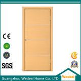 Interior Modern MDF/HDF Solid Core Flush Wooden Door
