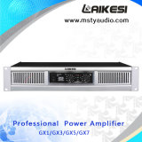 Gx7 Home Professional Power Amplifier 2500W Audio with HiFi Function