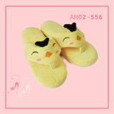 Ladies Spring Flip-Flop Soft Fashion Plush Indoor Soft Slippers