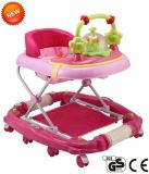 Popular New Model Kids Baby Walker with Ce Certificate (CA-BW210)