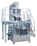 Gd6-200c Rotary Stand up Granule Pouch Packaging Machine