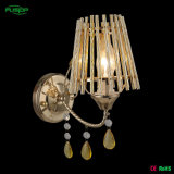 Classical Wall Lamp with Iron, Crystal