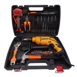 35 PCS Tool Kit with Impact Drill