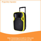 Hot Sale Home PA Speaker with LED / DLP Projector
