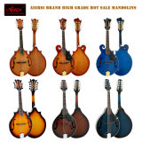 Wholesale Mandolin Musical Instruments From Chinese Aiersi Factory