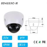 23X Mini PTZ Dome Camera{SD4223c-H}