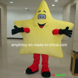 Star Customized Mascot Costume for Party
