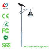 9W 3~4m Solar Garden Light for Walk Way or Park