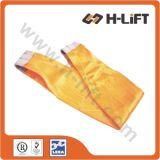 10 Ton Orange Polyester Lifting Sling