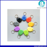 Colorful ABS RFID Key Fob with T5577 IC/ID Chips