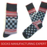 Men′s Happy Socks Style of Sock