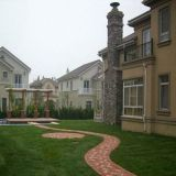 Colorful Artificial Grass for House Decoraton with High Quality