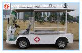 Chinese Hospital 2 Passengers Electric Ambulance Car