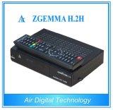 Dual Core Linux OS DVB-S2+DVB-T2/C Satellite Receiver Zgemma H. 2h