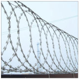 Barbed Wire Used for Field Fence in Military and Prison