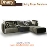 Modern Living Room Furniture Decorative Fabric Sofa