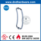 Decorative Stainless Steel Pull Handle for Bathroom (DDPH004)