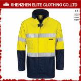 Wholesale Winter Men Reflective Safety Work Jacket