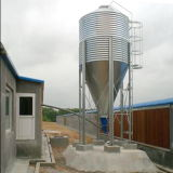 Prefab Steel Construction House for Chicken Raising