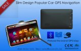 5.0 Inch Popular Car in Dash GPS Navigation Built-in GPS Module Bluetooth Tmc USB Host AV-in
