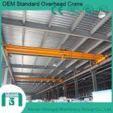 Cxt Type 10 Ton European Double Girder Overhead Crane