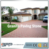 Natural Stone Granite Paving Stone for Landscape, Garden, Driveway Paver