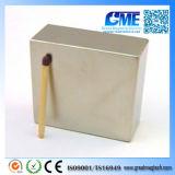 Super Strong N35 N52 Permanent Large Block NdFeB Neodymium Magnet