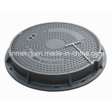 Anti-Theft En124 Standard SMC Plastic Manhole Cover