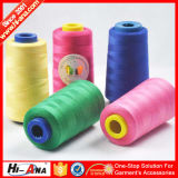 Over 9000 Designs Good Price 100% Polyester Sewing Thread