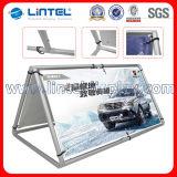 Aluminum Tube Outdoor a Frame Banner Stand (LT-23)