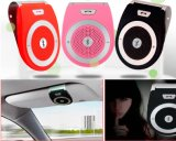 Metal Material Car Sun Visor Bluetooth Handsfree Car Kit Speakerphone/Speaker
