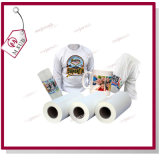Low Weight 58GSM 63′′ White Sublimation Paper Roll
