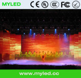 Indoor Big Stage Video Screen with High Resolution