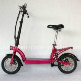 12inch Alloy Wheel Lithium Foldable Electric Bike