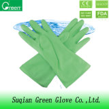 Cheap PVC Glove Kitchen Cleaning Gloves