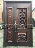 Price of Exterior Stainless Steel Main Door Design