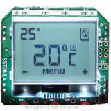 LCD Display Characters and Graphics FSTN Cog