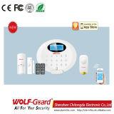 GSM Burglar Alarm System with 100 Wireless Zones (M3GB)
