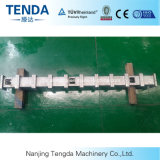 Screw and Barrel for Plastic Extruder Machine with High Capcity