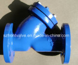 Cast Iron/Ductile Iron Flanged End Y-Strainer