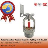90 Degree Sidewall Fire Sprinkler System