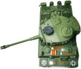 575012-1: 20 Scale RC Simulating Battle Tank