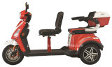 48V 500W Electric Tricycle for Passenger, Leisure Style E Bike