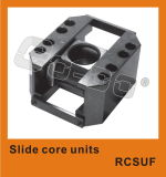 High Quality Standard Injection Mould Parts Plastic Slide Units