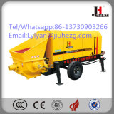 Mature Hydraulic Concrete Pump with Ce and ISO, High Quality! China Hot Sales!