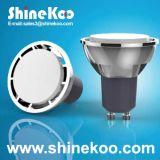 Aluminium GU10 6W LED Spotlight (SUN10-GU10-6W-E)