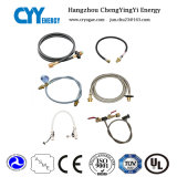Cyyfh30 High Quality and Pressure Gas Cylinder Filling Hose