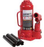 Professional 10t Steel Base Welding Type Hydraulic Mechanical Bottle Jack